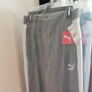 Puma jogger pants